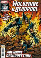 Wolverine And Deadpool Magazine Issue NO 1