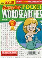 Everyday Pocket Wordsearch Magazine Issue NO 83