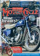 Classic Motorcycle Monthly Magazine Issue JUL 19