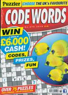 Puzzler Codewords Magazine Issue NO 276