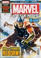 Marvel Legends Magazine Issue NO 13