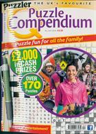 Puzzler Q Puzzler Compendium Magazine Issue NO 324