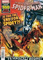 Astonishing Spiderman Magazine Issue NO 30