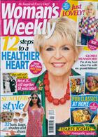 Womans Weekly Magazine Issue 11/06/2019