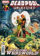 Deadpool Unleashed Magazine Issue NO 2