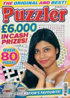 Puzzler Magazine Issue NO 588