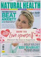 Natural Health Beauty Magazine Issue JUL 19