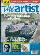 Artist Magazine Issue AUG 19
