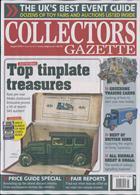 Collectors Gazette Magazine Issue AUG 19