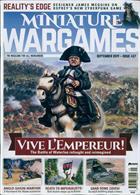 Miniature Wargames Magazine Issue SEP 19