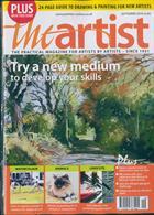 Artist Magazine Issue SEP 19
