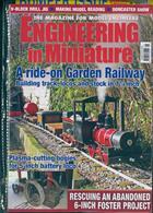 Engineering In Miniature Magazine Issue AUG 19