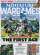 Miniature Wargames Magazine Issue AUG 19
