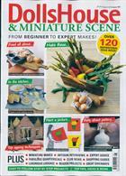 Dolls House & Miniature Scene Magazine Issue AUG 19