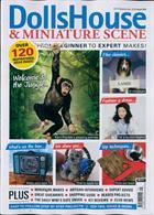 Dolls House & Miniature Scene Magazine Issue SEP 19