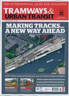 Tramways And Urban Transit Magazine Issue AUG 19