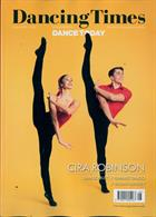 Dancing Times Magazine Issue AUG 19