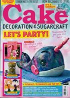 Cake Decoration Sugarcraft Magazine Issue SEP 19