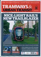 Tramways And Urban Transit Magazine Issue SEP 19