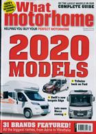 What Motorhome Magazine Issue SEP 19