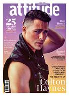 Attitude 308 - Colton Haynes Magazine Issue Colton H