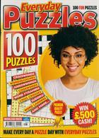 Everyday Puzzles Magazine Issue NO 128