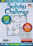 Sudoku Challenge Monthly Magazine Issue NO 178