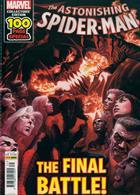 Astonishing Spiderman Magazine Issue NO 31