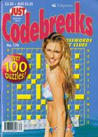 Just Codebreaks Magazine Issue NO 170