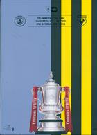 Fa Cup  Programme Magazine Issue 2019
