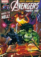 Avengers Universe Magazine Issue NO 2