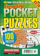 Everyday Pocket Puzzle Magazine Issue NO 132