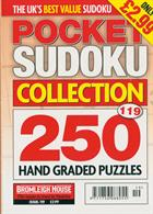 Pocket Sudoku Collection Magazine Issue NO 119
