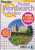 Puzzler Q Pock Wordsearch Magazine Issue NO 198