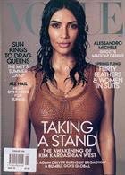Vogue Usa Magazine Issue MAY 19