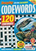 Everyday Codewords Magazine Issue NO 65