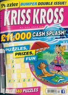Puzzler Kriss Kross Magazine Issue NO 224