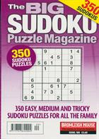Big Sudoku Puzzle Magazine Issue NO 100