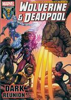 Wolverine And Deadpool Magazine Issue NO 2