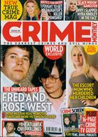 Crime Monthly Magazine Issue NO 6