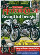 Classic Motorcycle Monthly Magazine Issue AUG 19