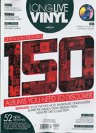 Long Live Vinyl Magazine Issue AUG 19