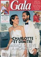 Gala French Magazine Issue NO 1356