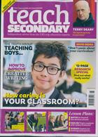 Teach Secondary Magazine Issue VOL8/5