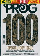 Prog Magazine Issue NO 100