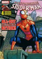 Astonishing Spiderman Magazine Issue NO 32