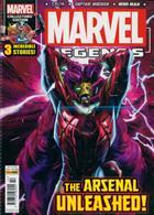 Marvel Legends Magazine Issue NO 14