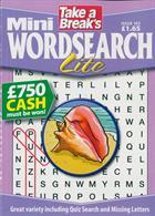 Tab Mini Wsearch Lite Magazine Issue NO 103