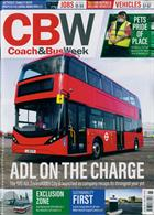 Coach And Bus Week Magazine Issue NO 1395