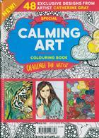 Calming Art Challenge The Artist Magazine Issue ONE SHOT